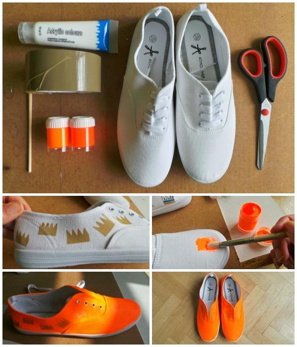 DIY-Sneakers